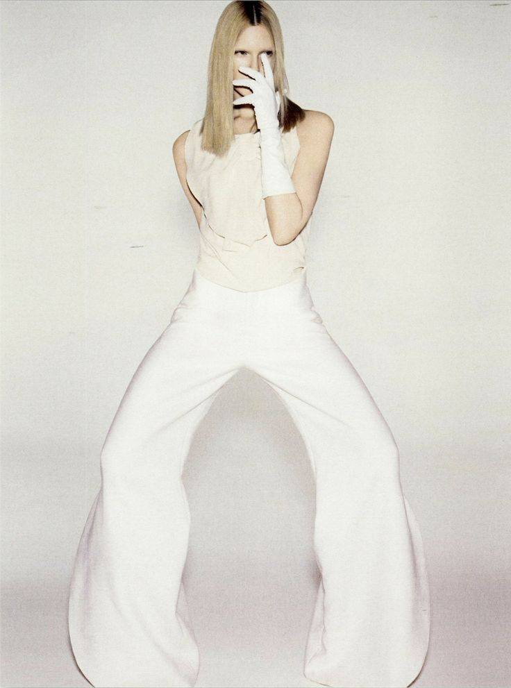 Total white - Fornarina shirt