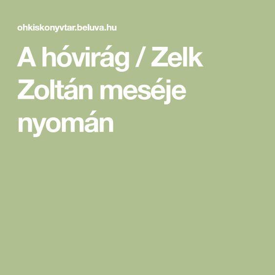 A hóvirág / Zelk Zoltán meséje nyomán