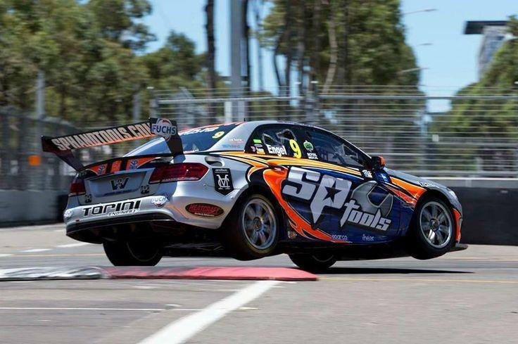 Erwbus V8 Supercar