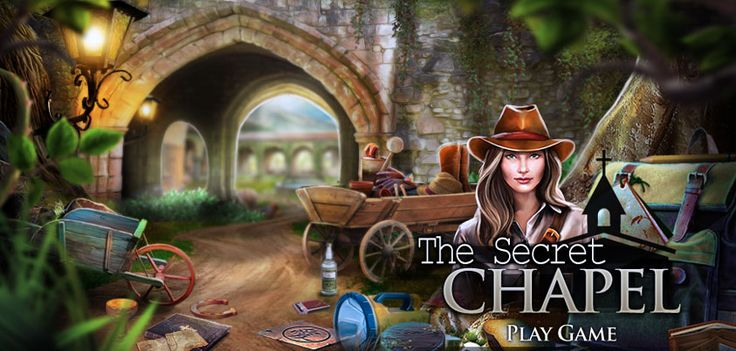 NEW FREE GAME just released! #hiddenobject #freegame #html5game #hiddenobjects Play 'The Secret Chapel' here ➡ http://www.hidden4fun.com/hidden-object-games/4167/The-Secret-Chapel.html