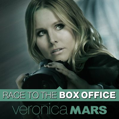I just watched a Veronica Mars Exclusive – Kristen Bell and Jason Dohring Behind The Scenes conversation! Join the fun at Race to the Box Office & unlock exclusive Veronica Mars content. In Theaters March 14. http://Race.TheVeronicaMarsMovie.com