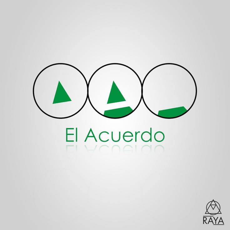 Logo para una plaza.