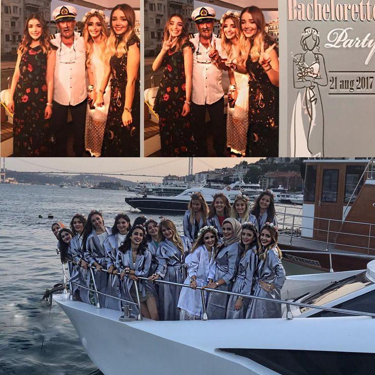 """130 Beğenme, 1 Yorum - Instagram'da SU Yatçılık / SU Yachts (@su_yat): """"Misafirimiz @tavanbacgeroglu 'nun bekarlığa vedasını Su Royal yatımızda yaptık, çok keyifliydi✌️ 27…"""""""