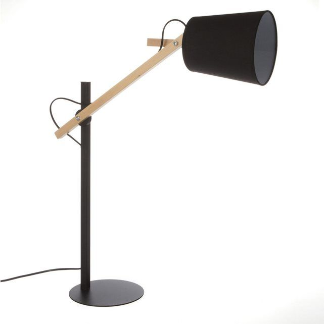 Lampe architecte Hyto - Noir ATMOSPHERA