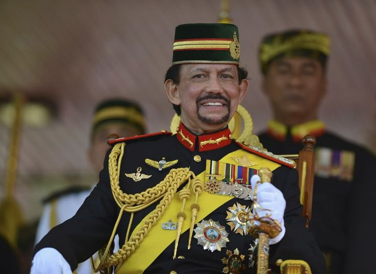 Celebrities boycott Brunei hotels after sharia law sparks outrage - another evil man rises.