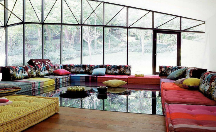 1000 images about canap on pinterest - Canape roche bobois solde ...