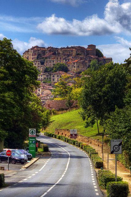 Cordes sur Ciel , un des plus beaux villages de France,  Midi-Pyrénées