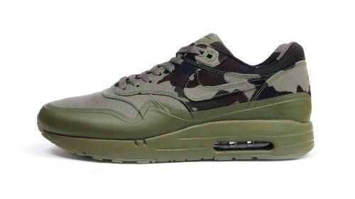 Men\u0026#39;s Nike Air Max 1 France SP \u0026quot;Camo\u0026quot; Medium Olive/Dark Army (US 10) | Fashion | Pinterest | Air Max 1, Nike Air Max and Nike Air