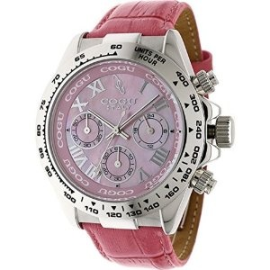Cheap Mens Watches - COGU コグ デザイナー コジモ グッチ プロデュース メンズ腕時計 HALD ピンク PKP | 最新の時間センター