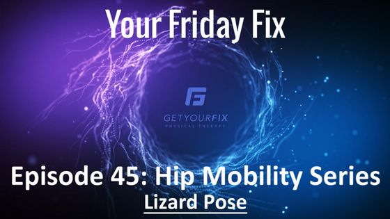 Hip mobility exercises Hip mobility drills Lizard Pose