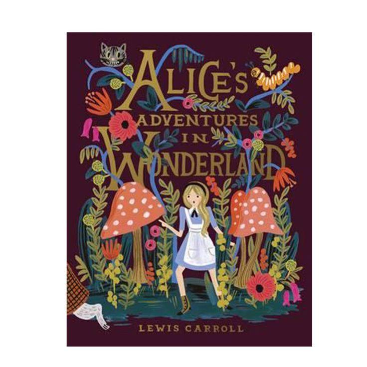 Alice's Adventures in Wonderland Hardcover Copy 150th Anniversary Edition