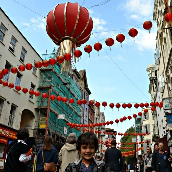 Chinese New Year Celebrations in London | Lilinha Angel's World - UK Parenting Lifestyle Blog