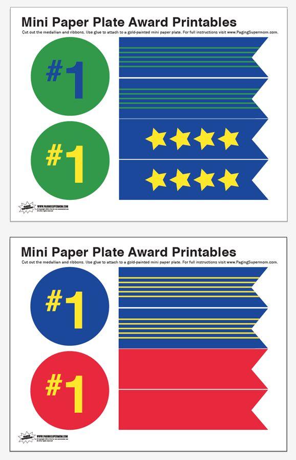 Viac ako 25 najlepších nápadov na tému Award templates free na - award paper template