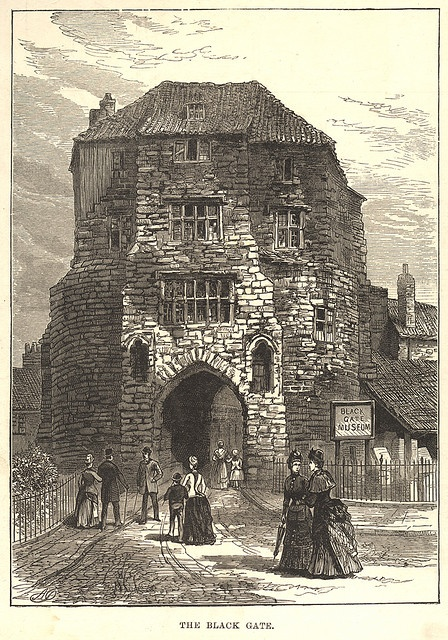 Black Gate Newcastle upon Tyne Unknown