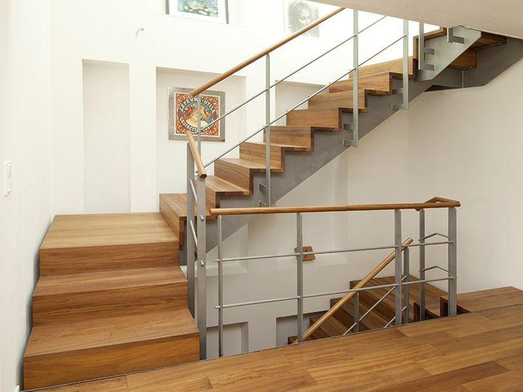Zweiholmtreppen nach Maß von Stadler Treppen