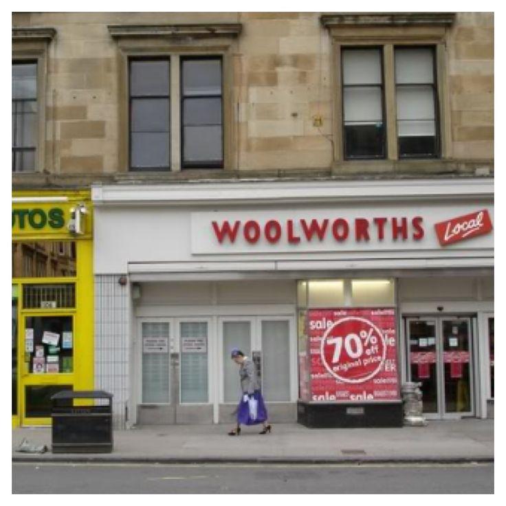 Woollies Glasgow, Photo, West end