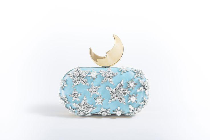 Smiling Moon jewelbag Benedetta Bruzziches Spring Summer 2016