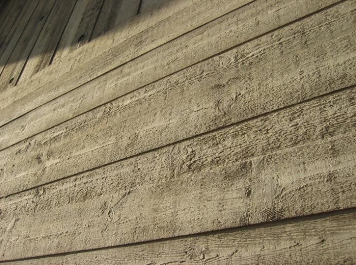 Perfect Exterior Of The Hayward Gallery In London Which Uses The Wooden Boards  Pressed Against Concrete Technique