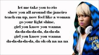Ester Dean - Take You To Rio Lyrics HD - YouTube