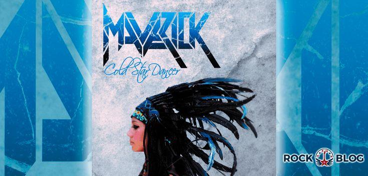 """Review de lo nuevo de Maverick titulado """"Cold Star Dancer"""" que estará a la venta el próximo 06 de abril de 2018 a través de Metalapolis Records Maverick, dos años después de Big Red, uno de mis discos favoritos del año 2016, todo un homenaje al Hard Rock ochentero, lleno de riffs, cor..."""