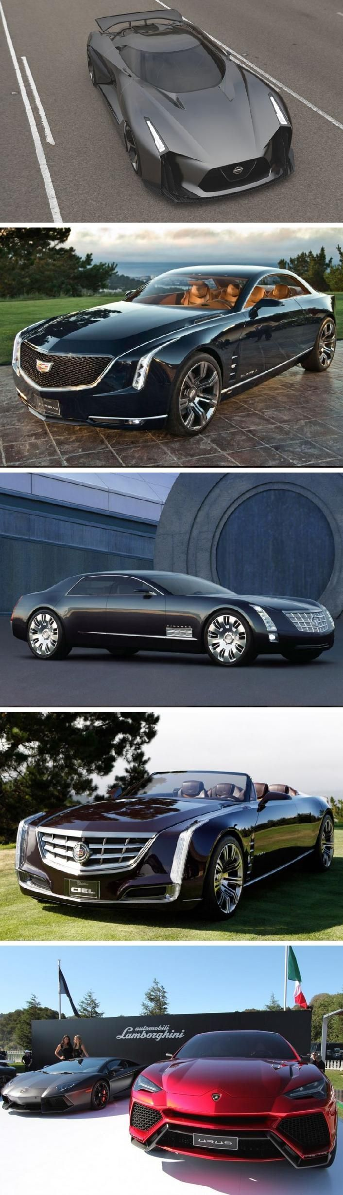 10 Breathtaking Cars We're Tired Of Waiting For. Click if you've had enough too.... #concepts #spon