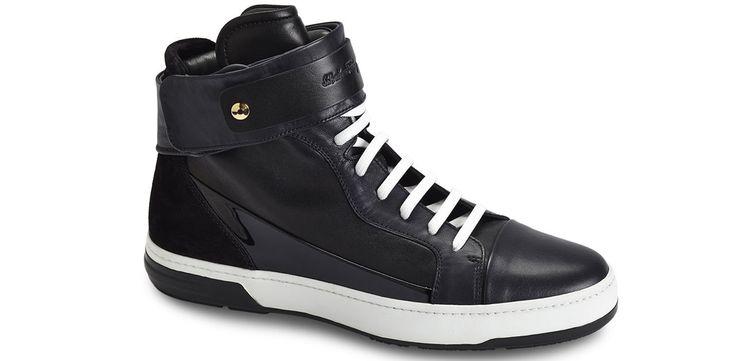 Salvatore Ferragamo, la collezione di sneakers PE 2015