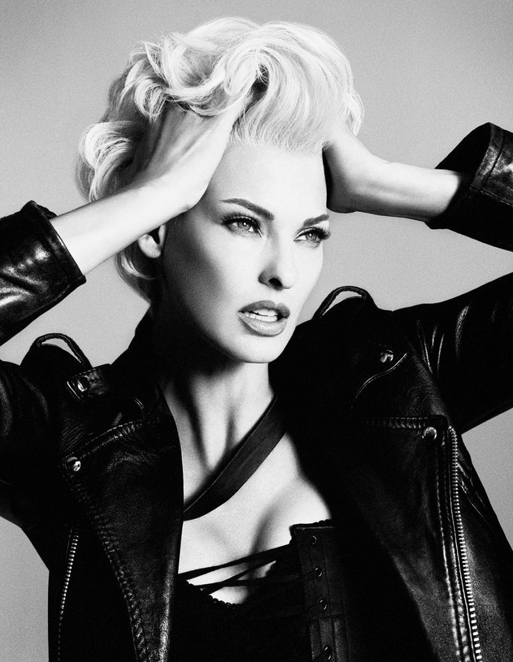 Supermodel Linda Evangelista❤