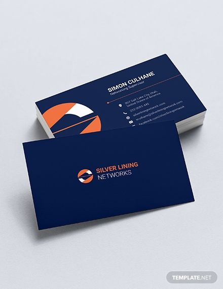 Networking Business Card Business Card Templates Design Ideas