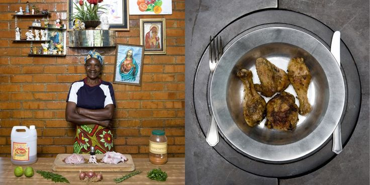 Love this!Photos of Grandmas around the world and what they cook