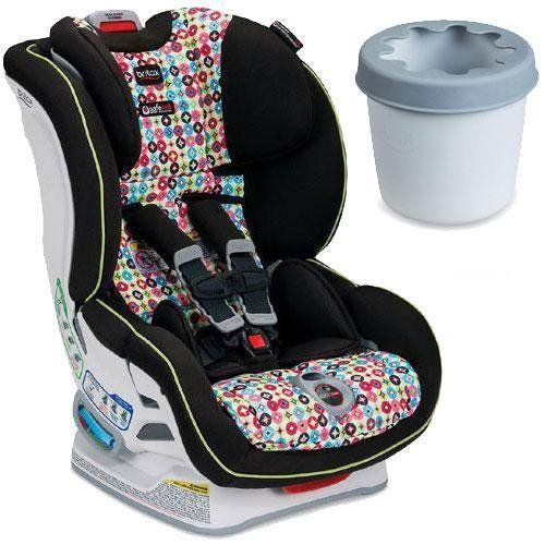 Britax – Boulevard ClickTight Convertible Car Seat with Cup Holder – Kaleidoscope  http://www.babystoreshop.com/britax-boulevard-clicktight-convertible-car-seat-with-cup-holder-kaleidoscope-3/
