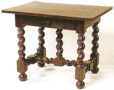 Bureau Louis XIII