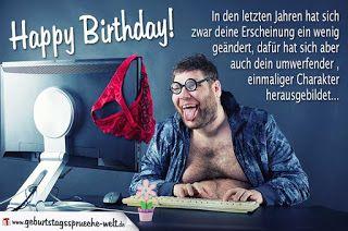 Geburtstagsspruche Fur Manner Geburtstagswunsche Happy Birthday