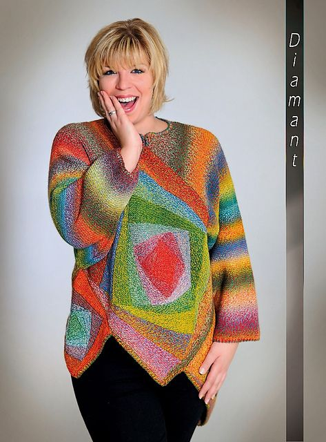 Ravelry: Diamant pattern by Ruth Kindla