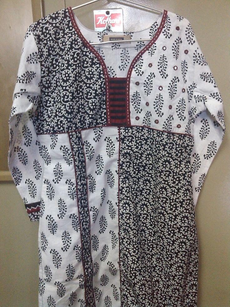 Sewing For Kurta Churidar Patterns - Patterns Kid