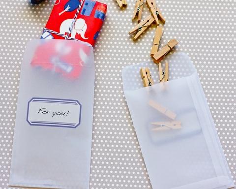Tracing Paper Pocket Envelopes (5 Pack)