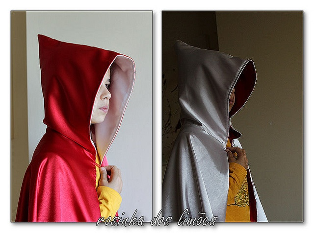 Capuchinho vermelho, via Flickr.