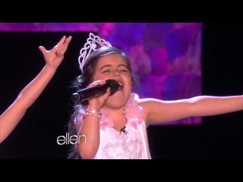 """""""Rolling in the Deep"""" - Sophia Grace and Rosie"""