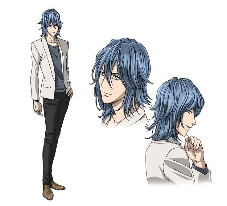 ONE PUNCH MAN, Hero, Handsomely Masked Sweet Mask age 24 years old (イケメン仮面アマイマスク, Ikemen Kamen Amai Masuku) is the A-Class rank 1, Voice Actor Mamoru Miyano, Episode 5 http://onepunchman.wikia.com/wiki/Sweet_Mask