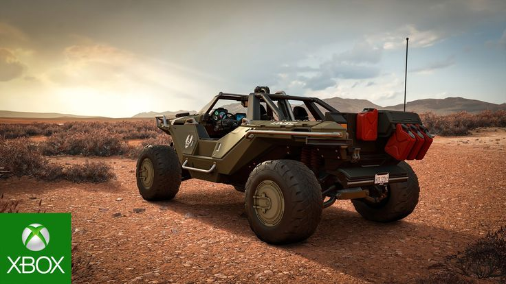 Halo Warthog comes to Forza Horizon 3