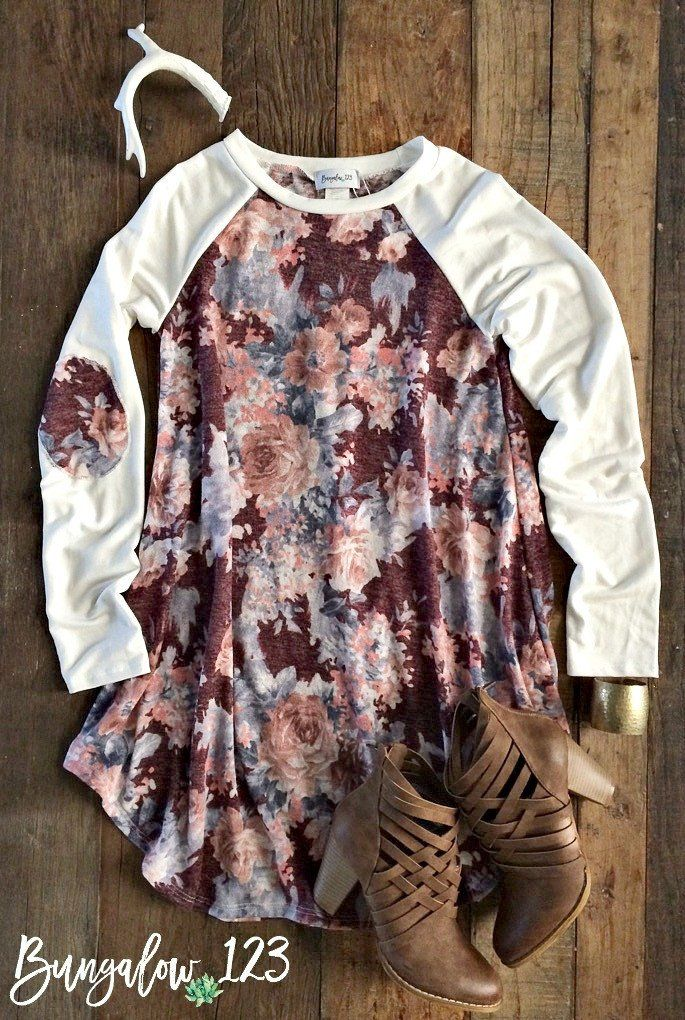 Roselle Top