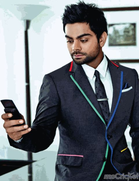 When you see Virat Kohli, you see confidence. His eyes reflect passion, his words ooze ambition. And when he walks in to bat for India, everything blends together and manifests into a fine display of batsmanship that leaves everyone in awe of his supreme talent. To know more about Kohli click http://mocricket.com/