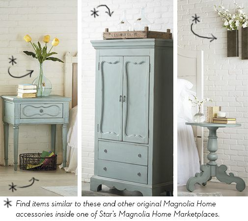 French Inspired Pieces Mixed With Some Magnolia Inspired Accessories Magnolia Home Furniture