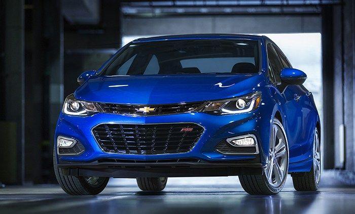 2019 Chevrolet Cruze Specs Review Chevrolet Cruze 2016 Chevy