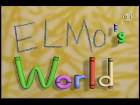Elmo's World Theme Song.This song also is part of my life because when my little sister was born she had to watch Elmo every day! (Thank goodness that's over.)