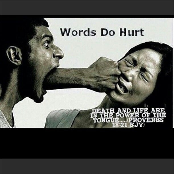 Life Hurts Quotes: Death And Life Are In The Power Of The Tongue, And Those