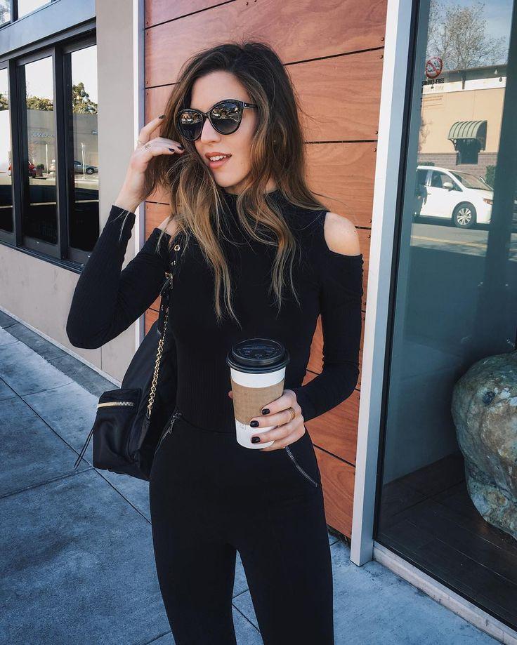 Black dress ideas for fall menu