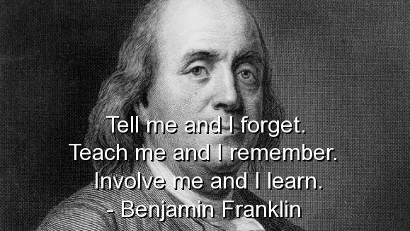 Benjamin+franklin+quotes+ benjamin franklin, best