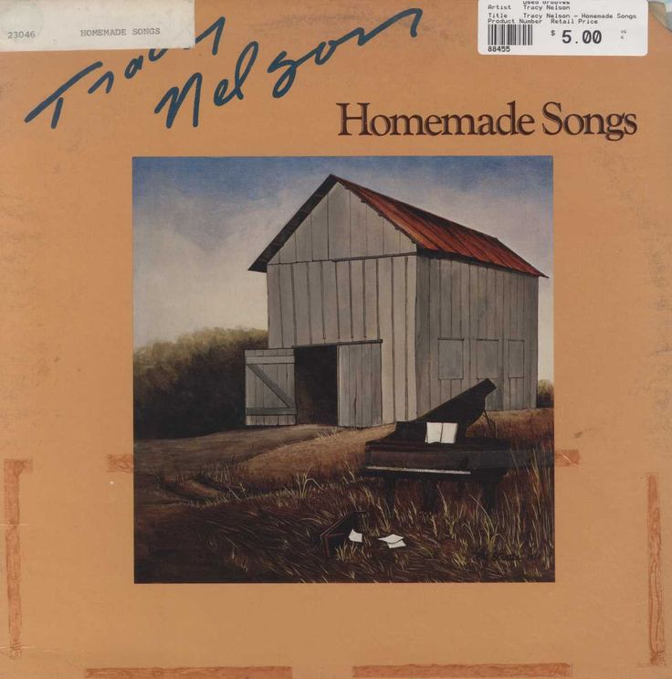 Tracy Nelson - Homemade Songs