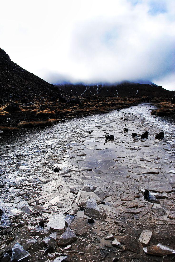 Tongariro / Crossing / Hike / New Zealand