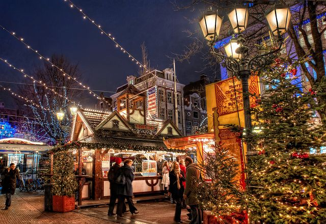 Christmas Markets Amsterdam